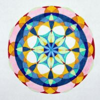 Imperfect Mandala by innerpeace1979