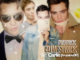 Ed Westwick PNG pack by Fruzsina98