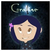 Coraline by KippyTheGreat
