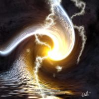 The Storm 'Wave'... Art Work by arihoff