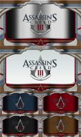 Assassin's Creed III by SamirPA