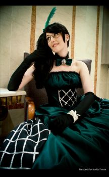 Homestuck: Bewitched by felixize