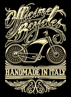 Officine Bcycle tee by autero
