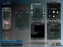 KLASS SKIN FOR MOTO by nurutheone