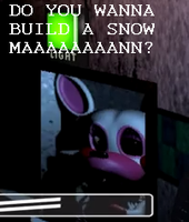 Mangle.. NO. by ThatNerdNamedLaura