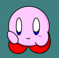 Kirby Practice by sangkirb14