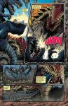 Godzilla Rulers of Earth #22 pg4 by KaijuSamurai