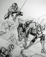 Spiderman Comic Ideas by cusT0M