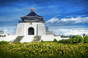 Zhong Zhen Memorial II by pacmangeek