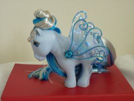custom my little pony blue star 3 by thebluemaiden