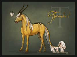 Comm   Thranduil Reference by Schwartze