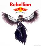Rebellion - Gives You Wiiings by gprana