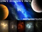 Space Resource Pack by aRchAng3lZz