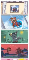 Dorkly - The Truth About Mario 64 by AndyKluthe