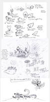 Doodle Dump 16 by Incyray