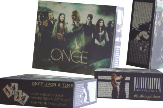 OUAT boardgame by keket1976
