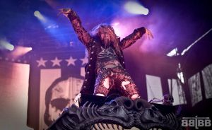 Rob Zombie by Little-Hunter
