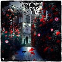 The Gothic House by littlefurrycats