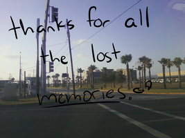 Thanks For All The Lost Memories by PikachuSlipperz