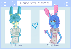 Armonia: Parents meme by fancyfur