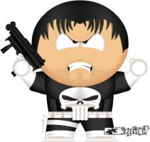 Punisher by bizklimkit