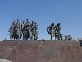 Leningrad Partisans and Workers by Party9999999