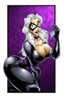 Black Cat by dubleosevn