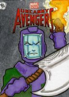 Marvel Now - Kang by 10th-letter