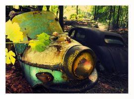 Auto Skulpturen  1A by alex-xs