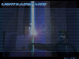 Lightsaber Mod Splash by agcm