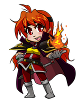 SD Lina Inverse by ThreeTwo