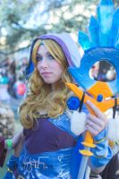 Rylai, the Crystal Maiden by Brillhart