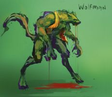 Wolfman Chow 178 by SLabreche