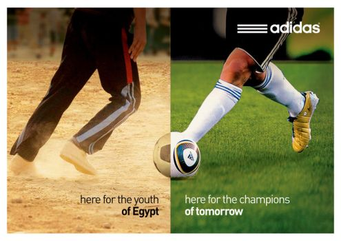Adidas rebuilding youth clubs by creative-box