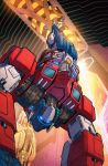 TF MTMTE 11 cover colors by markerguru