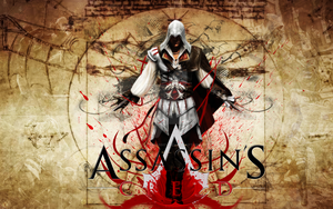 Assassin's Creed Wallpaper by SoullessKassidy