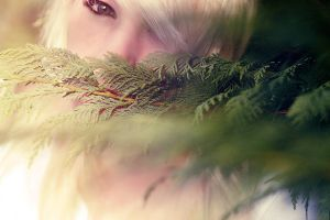the whisperer of the forest by NICKYmakebelieve