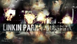 LINKIN PARK - BURN IT DOWN by AlexYmT