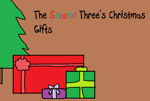 The Second Three's Christmas Gifts by hershey990