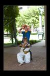 Chrono Trigger -Heroes of Time by MandyNeko