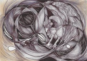 Velocitas and Firmitudo (Velocity and Strength) by Nakilicious