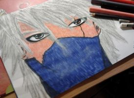 Kakashi Hatake by WeAreHelvetios