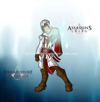 Ezio Animated by Kath-the-shadow