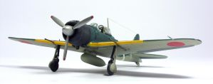 1/72 A6M3 Type 22a Operation Ro-Go V by Zero-Cannard