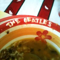 The Beatles Soup by TheWallProducciones