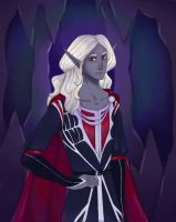 Drow by YunonaD