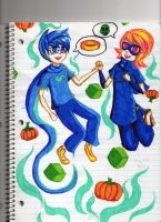 Pumpkins and Breezes by I-am-a-strange-loop