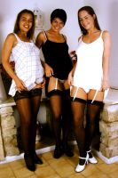 3 Saucy Treacles by Londonglamourtog