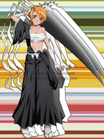 BLEACH - Gender Bender ICHIGO by Jennaris