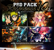 10th PSD REFERENCE PACK by Kyon jp tolentino by kyonjptolentino